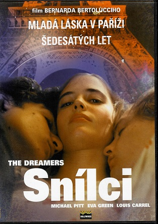 Snílci ( slim ) - DVD