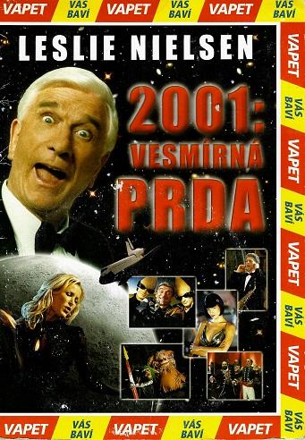 2001 : Vesmírná prda ( bazarové zboží ) pošetka DVD