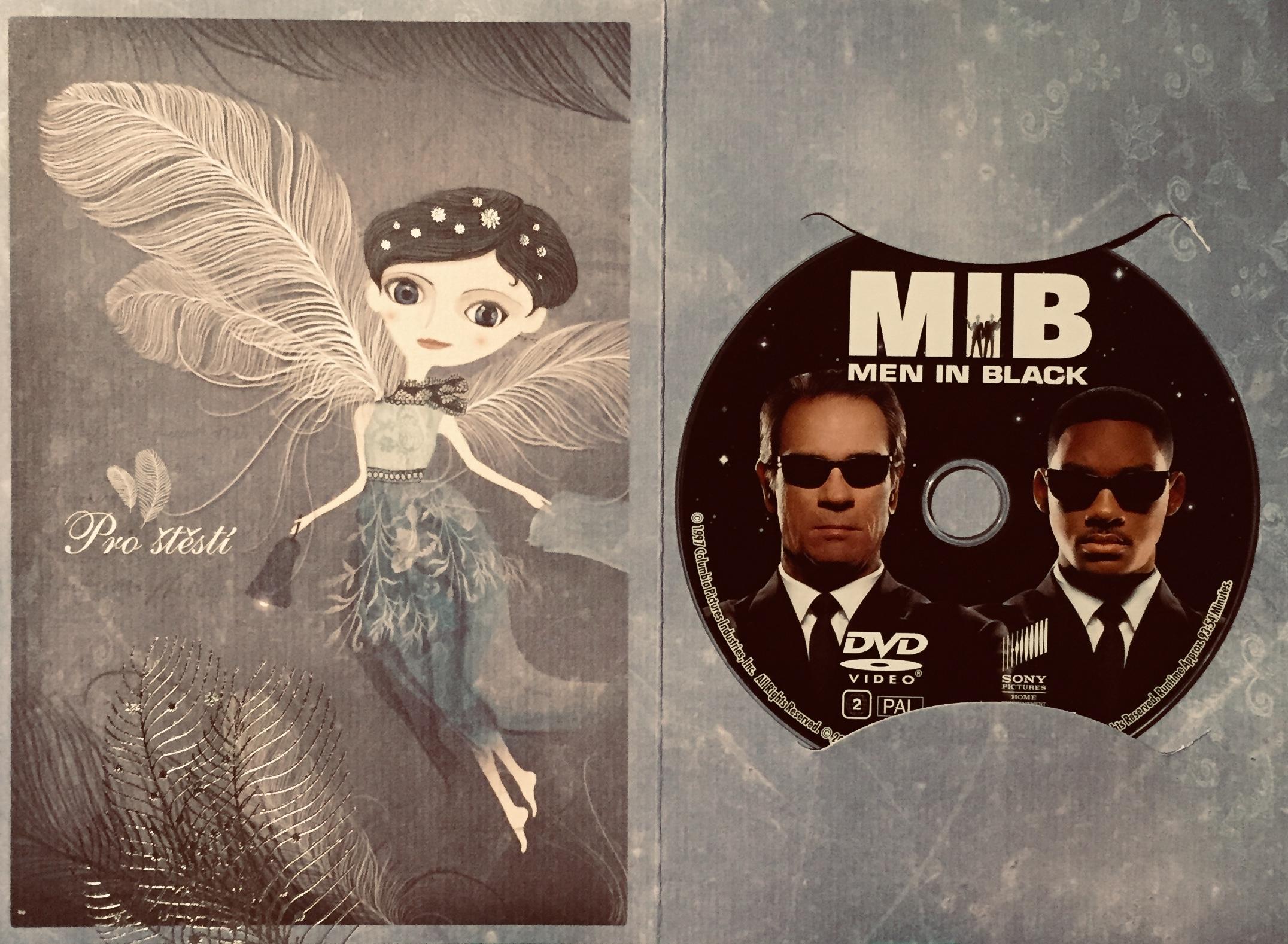 Man in Black / Muži v černém - DVD /dárkový obal/