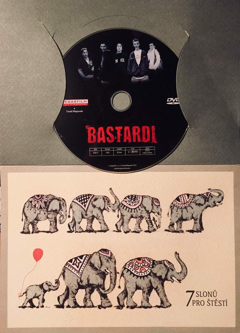 Bastardi - DVD /dárkový obal/
