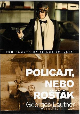 Policajt nebo rošťák - DVD /plast/