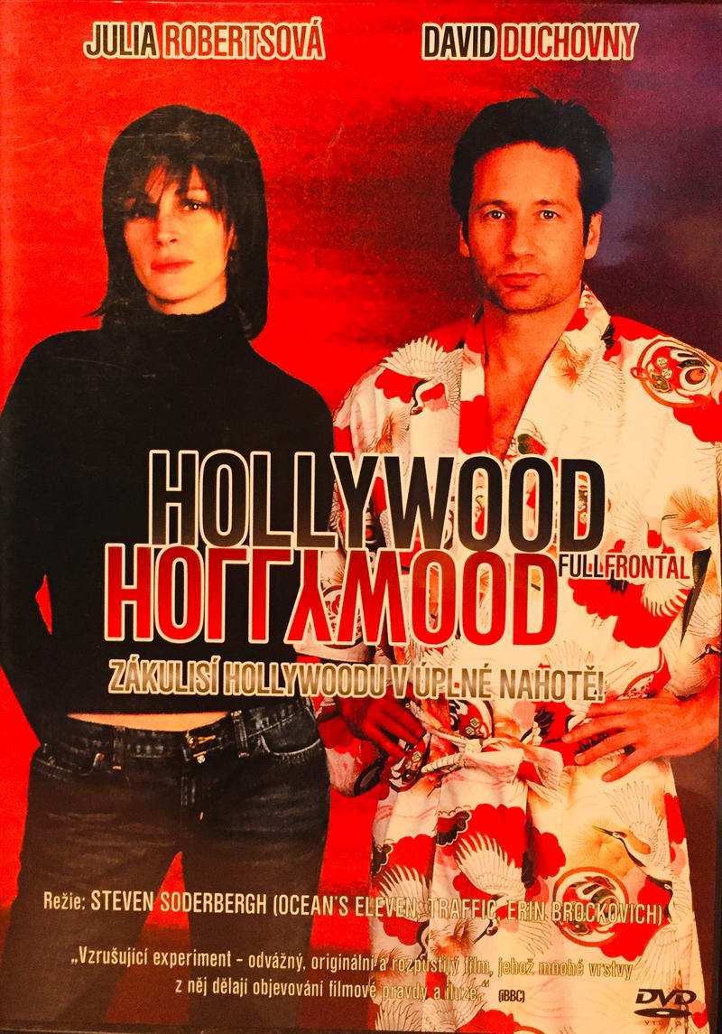 Hollywood Hollywood / Full frontal - DVD /plast/