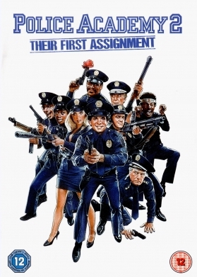 Police Academy 2 / Policejní akademie 2 - DVD /plast/
