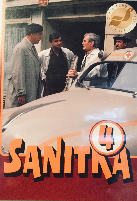Sanitka 4 - DVD /plast/