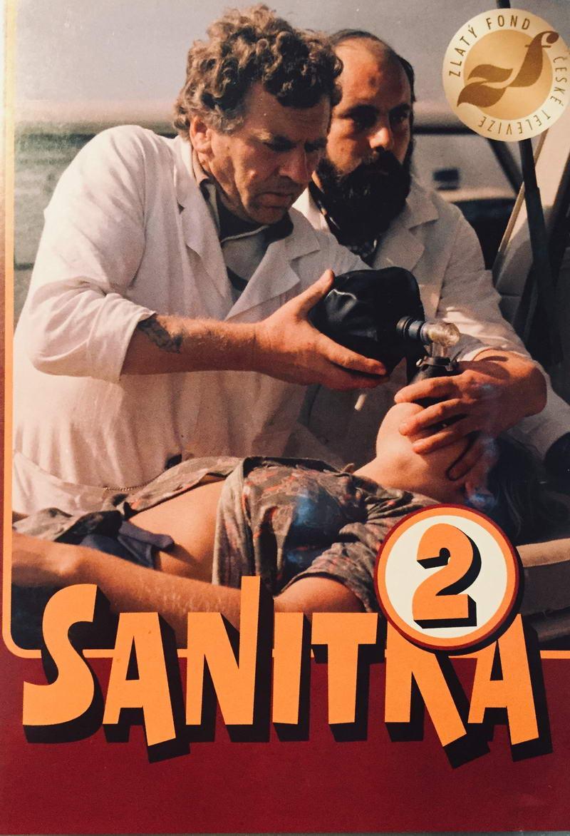 Sanitka 2 - DVD /plast/