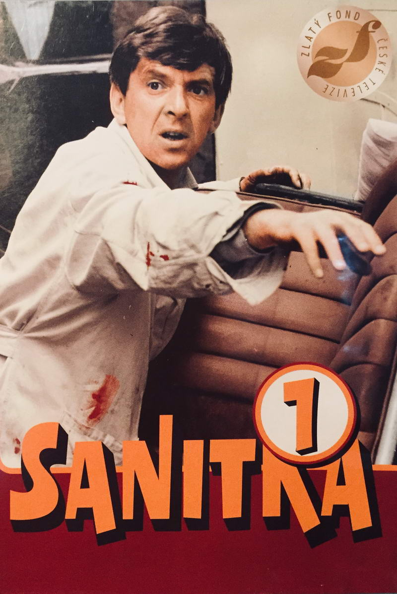 Sanitka 1 - DVD /plast/
