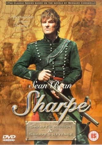 Sharpe - Sharpe's Mission/Sharpe's Revenge - 2xDVD /plast/