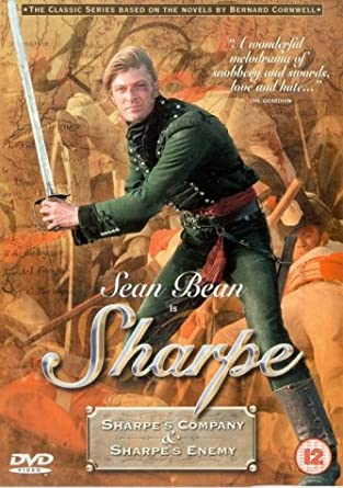 Sharpe - Sharpe's Company / Sharpe's Enemy - 2xDVD /plast/