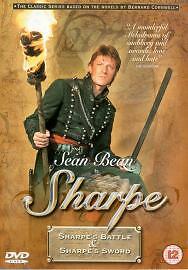 Sharpe - Sharpe's Battle / Sharpe's Sword - 2xDVD /plast/