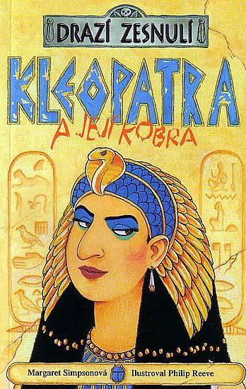 Drazí zesnulí - Kleopatra a její kobra - Margaret Simpsonová