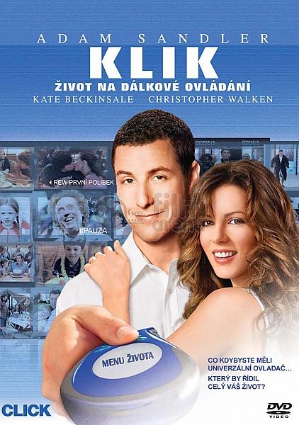 Klik - život na dálkové ovládání - DVD /digipack v šubru/