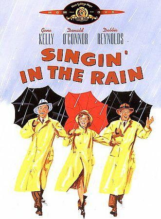 Singing in the Rain / Zpívání v dešti - DVD /plast/