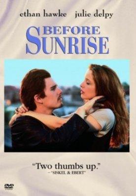 Before Sunrise / Před úsvitem - DVD /plast/