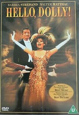 Hello, Dolly! - DVD /plast/