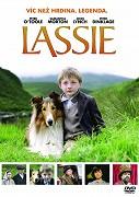 Lassie - DVD /plast/