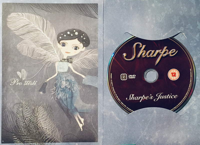 Sharpe - Sharpe's Justice / Sharpova spravedlnost - DVD /dárkový obal/