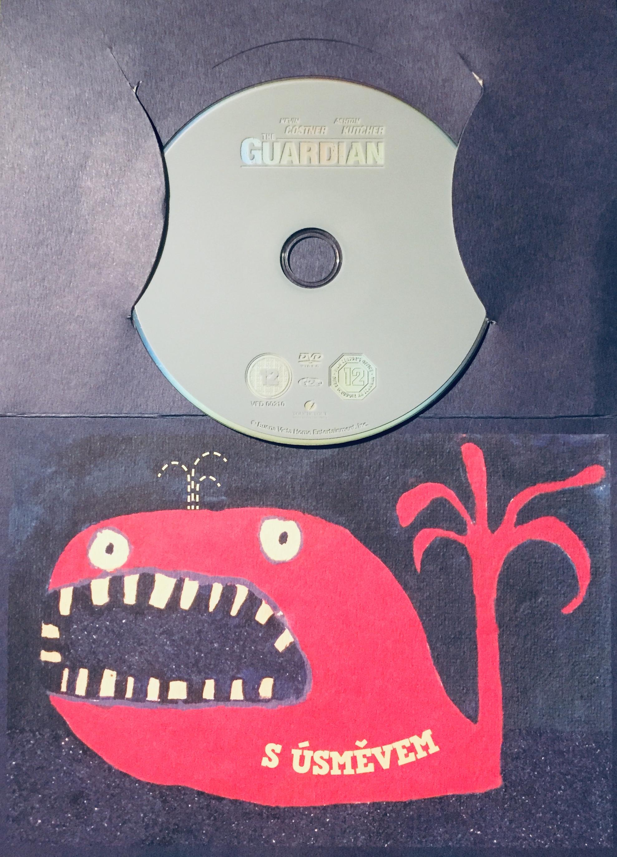 The Guardian / Záchranáři - DVD /dárkový obal/