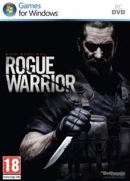 PC hra - Rogue Warrior - DVD-ROM /plast//bazarové zboží/