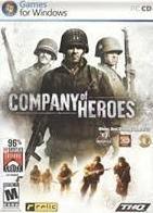 PC hra - Company of Heroes - DVD-ROM /plast//bazarové zboží/