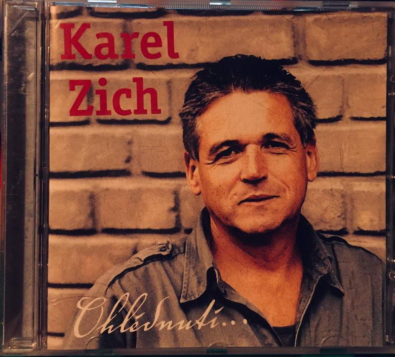 Karel Zich - Ohlédnutí - CD /plast/