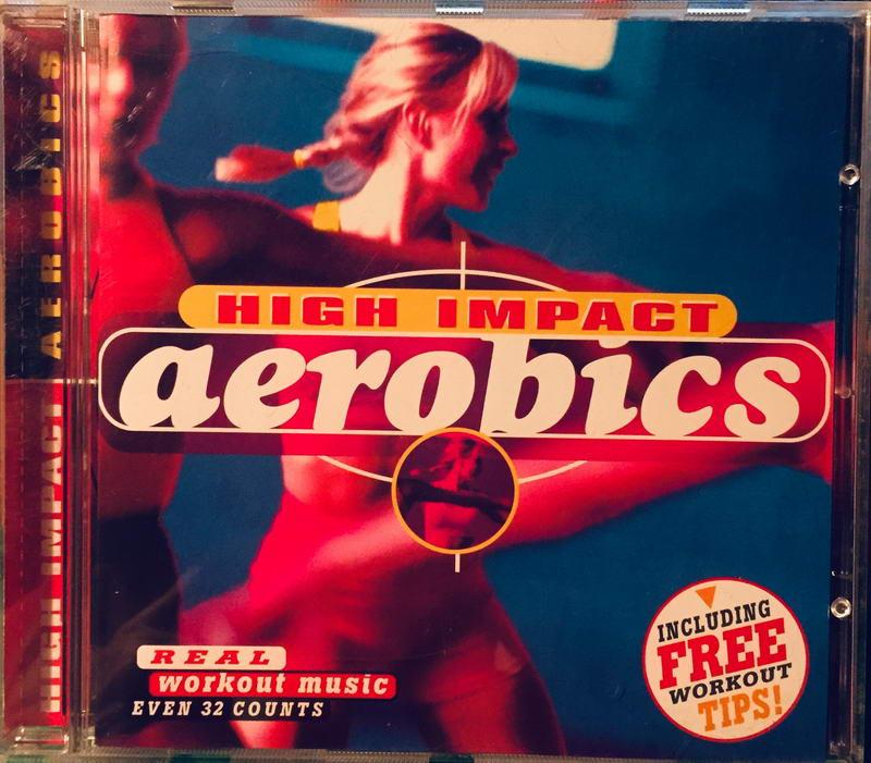 High Impact aerobic - CD /plast/
