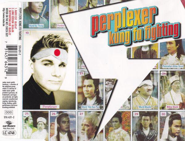 Perplexer - kung fu fighting - CD /plast/