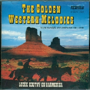 The Golden Western Melodies - CD /plast/