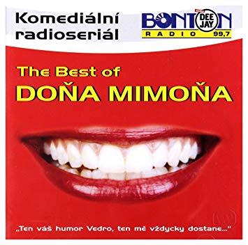 Doňa Mimoňa - The Best of Soňa Mimoňa (Vol. 1) - CD /plast/