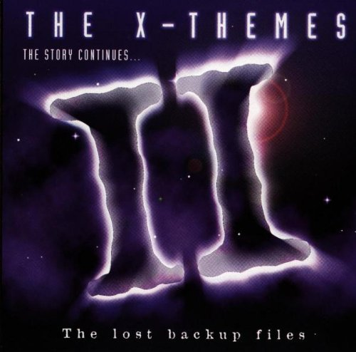 The X - Themes - II - The lost backup files - CD /plast/
