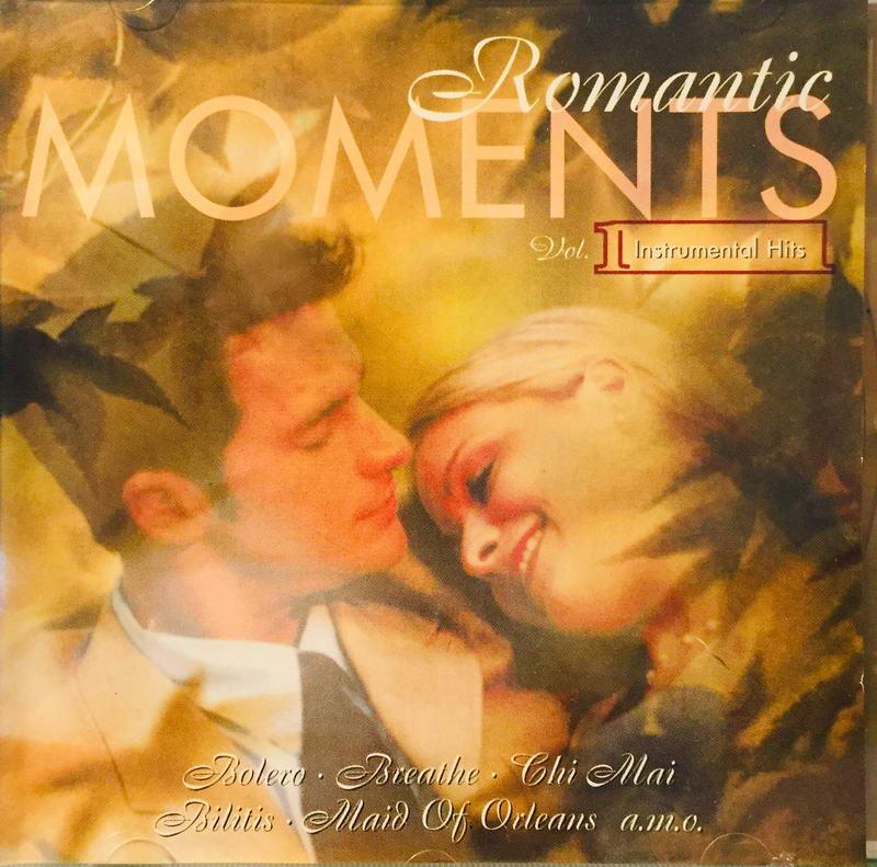 Romantic Moments - Vol. 1 - Instrumental Hits - CD /plast/
