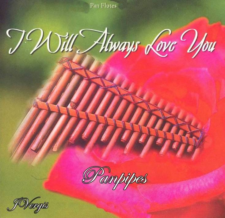 Various Artists - I Will Always love You - CD /plast/