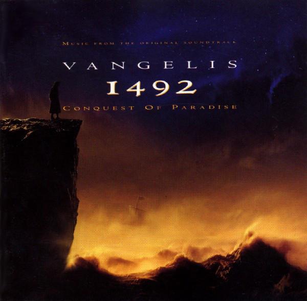 Vangelis - 1492 Conquest of Paradise - CD /plast/