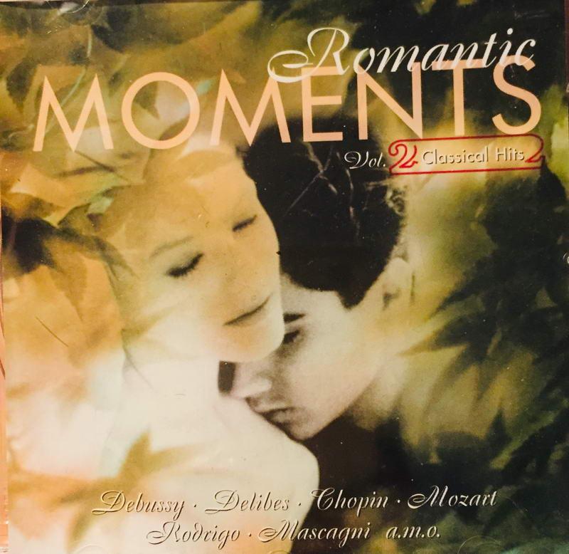 Romantic Moments - Vol. 2 - Classical Hits - CD /plast/