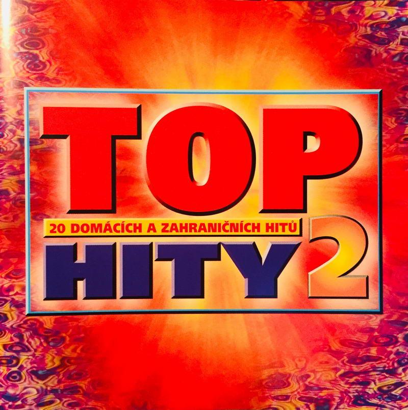 Top hity 2 - CD /plast/