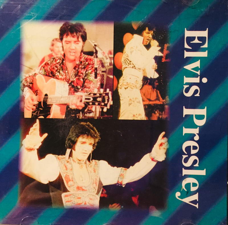Elvis Presley - OMV 2 - CD /plast/