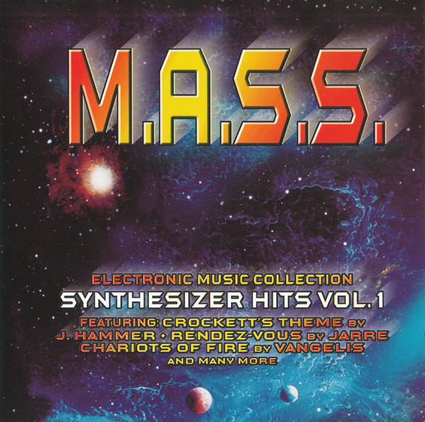 M.A.S.S. - Synthesizer hits Vol. 1 - CD /plast/