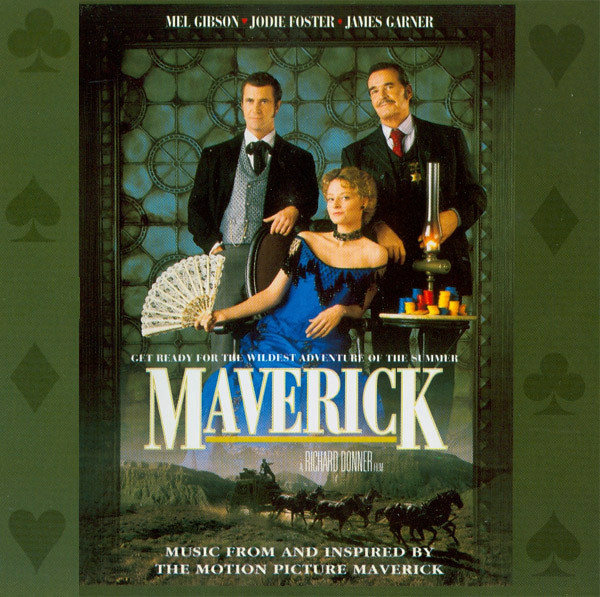 Maverick - Music from and Inspired by the Motion Picture Maverick - CD /plast/
