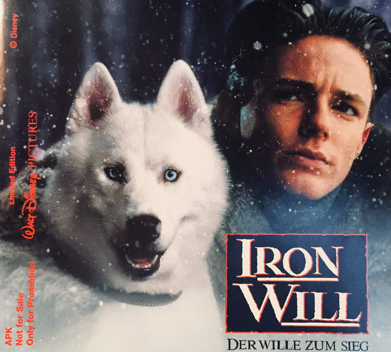 Iron Will - Der Wille zum Sieg - CD /plast/ /bazarové zboží/