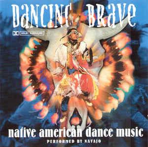 Dancing Brave - Native American dance music - CD /plast/