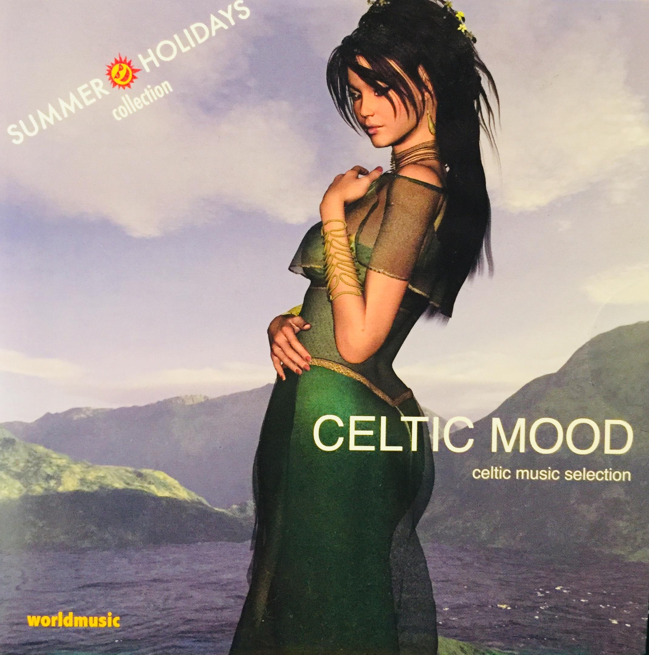 Celtic Mood - Celtic Music Selection - CD /pošetka/