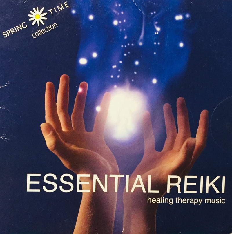 Esential Reiki - Healing therapy music - CD /pošetka/