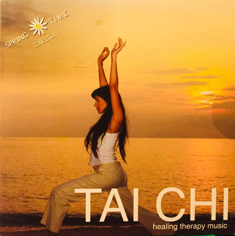 Tai chi - Healing therapy music - CD /pošetka/