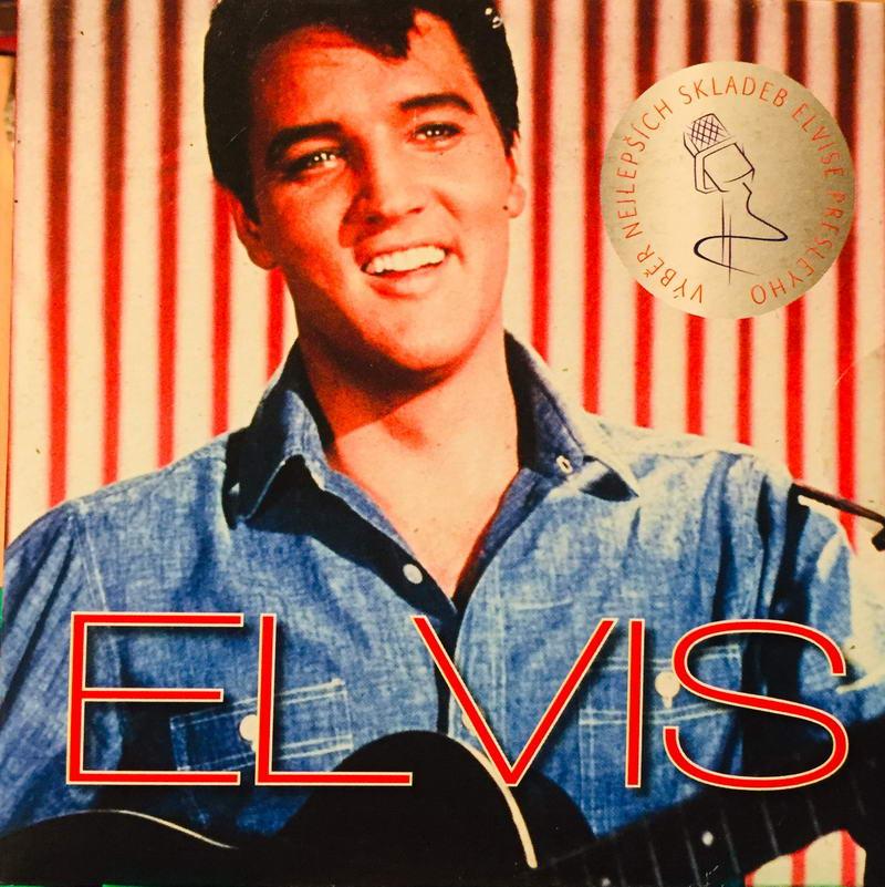 Elvis Presley - Elvis - CD /pošetka/