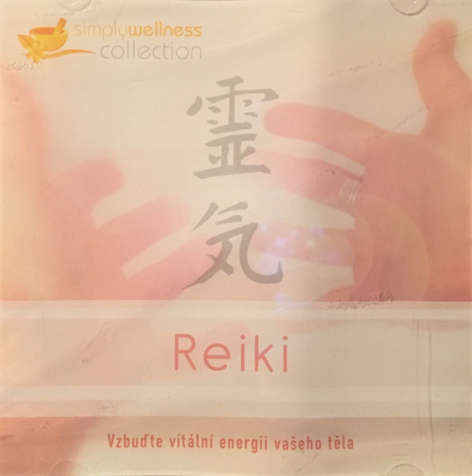 Reiki - Vzbuďte vitální energii vašeho těla - CD /plast/