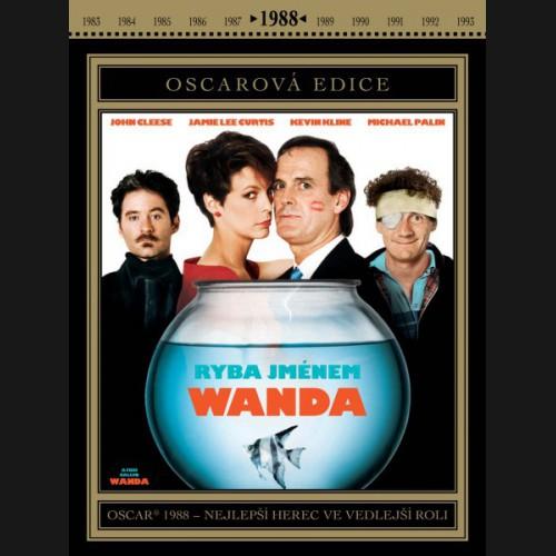 Ryba jménem Wanda - Oscarová edice - DVD /plast/