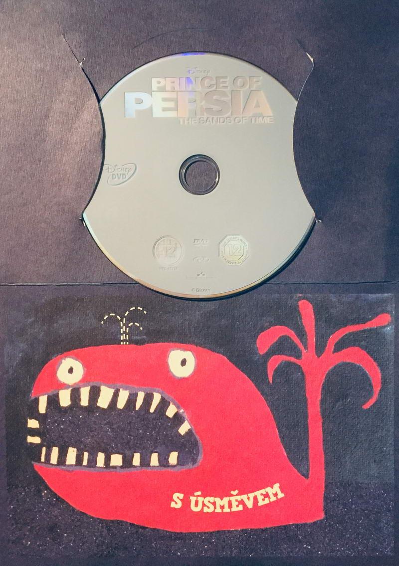 Princ z Persie - Písky času - DVD /dárkový obal/