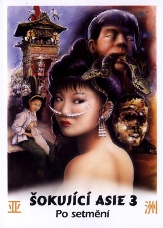 Šokující Asie 3 - Po setmění - DVD /plast/