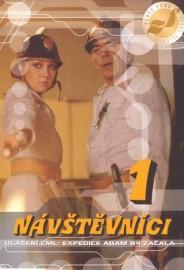 Návštěvníci 1 - český seriál - DVD /plast/
