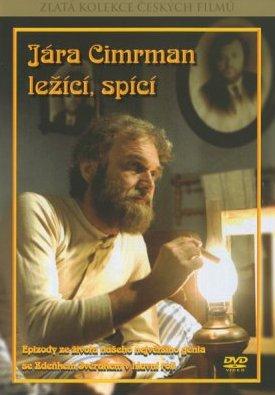 Jára Cimrman ležící, spící - zlatá kolekce českých filmů - DVD /plast/