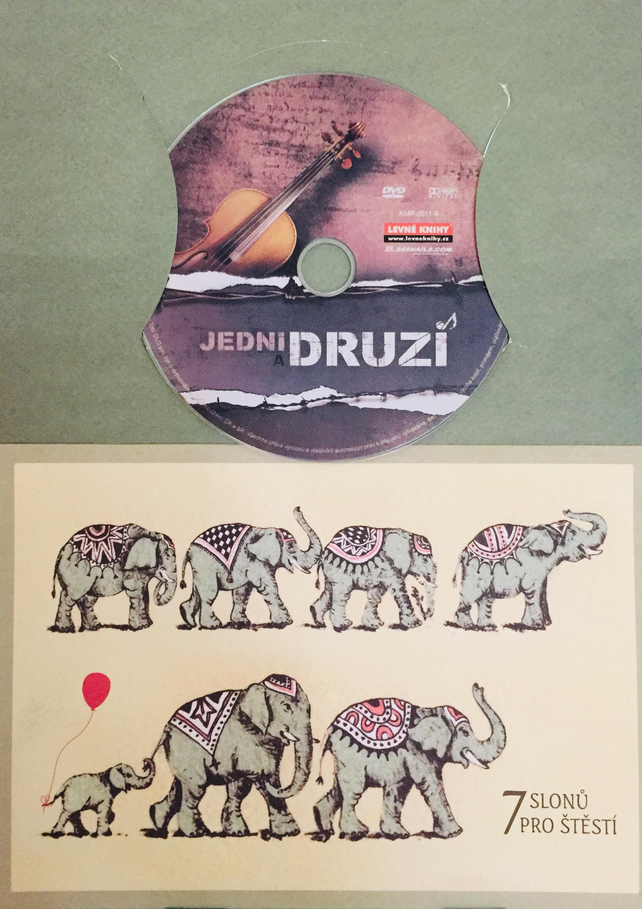 Jedni a druzí - DVD /dárkový obal/